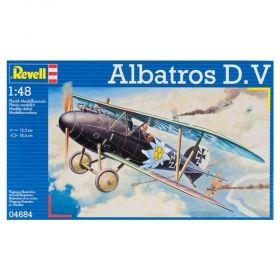 Военен самолет Albatross D.V - Сглобяем модел Revell