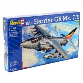 Изтребител BAe Harrier GR Mk. 7/9 - Сглобяем модел Revell