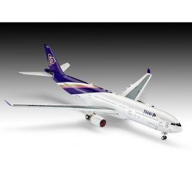 """Самолет Airbus A330-300 """"THAI Airways"""" - Сглобяем модел Revell"""