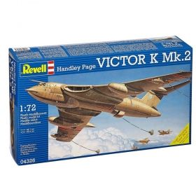 Военен самолет Handley Page Victor K Mk.2 - Сглобяем модел Revell