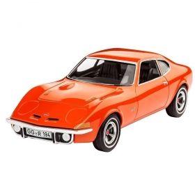 Опел GT -  Сглобяем модел Revell