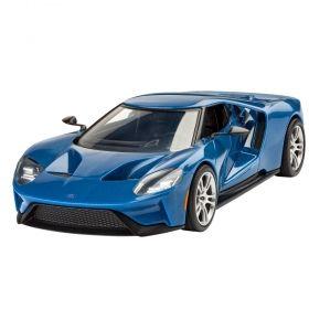 Автомобил Форд GT 2017 изикит -  Сглобяем модел Revell