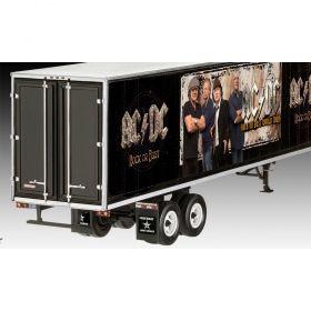 Камион и ремарке AC / DC -  Сглобяем модел Revell