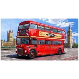 Лондонски автобус -  Сглобяем модел Revell
