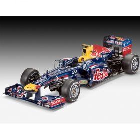Състезателен aвтомобил Red Bull Racing RB8 Mark Webber - Сглобяем модел Revell