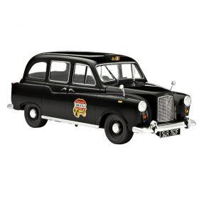 Автомобил Лондонско такси Austin FX4 - Сглобяем модел Revell