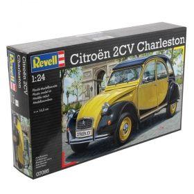 Автомобил Citroen 2CV CHARLESTON - Сглобяем модел Revell