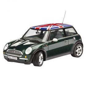 Автомобил Mini Cooper - Сглобяем модел Revell