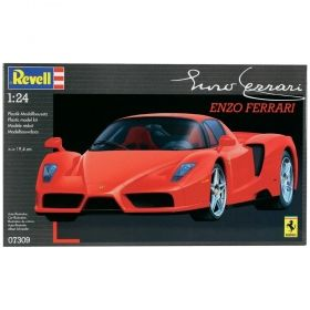 Автомобил Ferrari Enzo - Сглобяем модел Revell