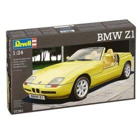 Автомобил BMW Z1 - Сглобяем модел Revell
