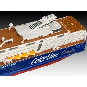 Круизен кораб Цветна магия 1:200 - Сглобяеми модели Revell