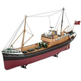 Риболов траулер Northsea 1:142 - Сглобяеми модели Revell