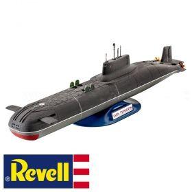 Съветска подводница Тайфун 1:400 - Сглобяеми модели Revell