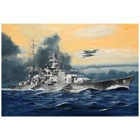 Военен кораб Шарнхорст 1:1200 - Сглобяеми модели Revell
