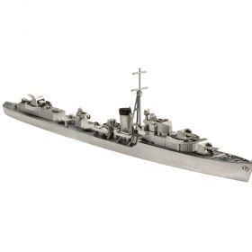 Военен кораб H.M.S. Kelly 1:700 - Сглобяеми модели Revell
