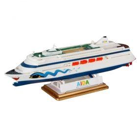 """Круизен кораб """"Аида"""" 1:1200 - Сглобяеми модели Revell"""