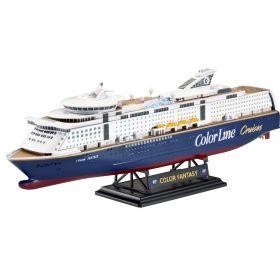 Круизен кораб – M/S Color Fantasy 1:1200 - Сглобяеми модели Revell