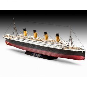 Лайнер R.M.S. Titanic 1:700 - Сглобяеми модели Revell
