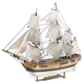 H.M.S. Bounty 1:110 - Сглобяеми модели Revell