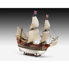 "Галеон ""Mayflower"" 1:83 - Сглобяеми модели Revell"