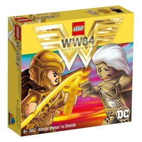 LEGO® DC Comics Super Heroes 76157 - Wonder Woman™ vs Cheetah™