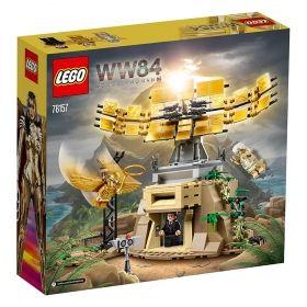 LEGO® DC Comics Super Heroes 76157 - Wonder Woman™ vs Cheetah™
