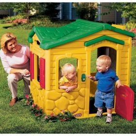 Къща със звънец Little Tikes