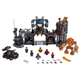 LEGO® DC Comics Super Heroes 76122 - Batcave Clayface™ Invasion