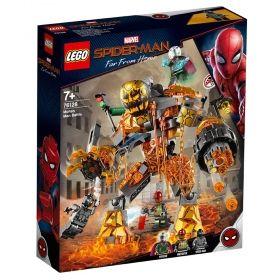 LEGO® DC Comics Super Heroes 76128 - Molten Man Battle
