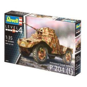 Бронирана разузнавателна машина - Сглояеми модели Revell