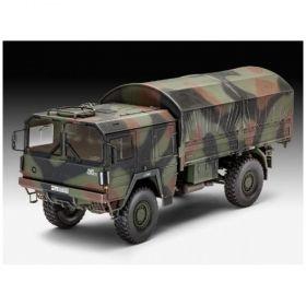 Военен камион LKW - Сглояеми модели Revell