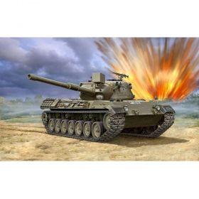 Танк Леопард - Сглояеми модели Revell