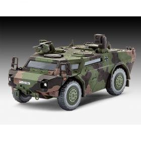 Военно превозно средство Fennek - Сглояеми модели Revell