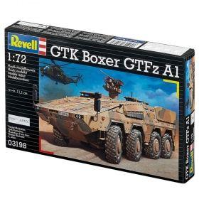 Танк GTK Boxer - Сглояеми модели Revell