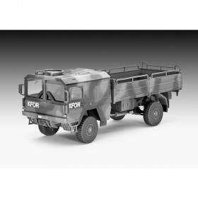 Военен камион LKW 5t - Сглояеми модели Revell
