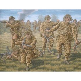 Войници от британската пехотна войска - Сглобяеми модели Revell