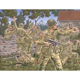 Американски Десанти WWII - Сглобяеми модели Revell