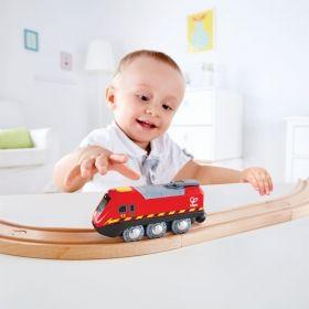 Захранващ енергиен влак  Hape - Червен