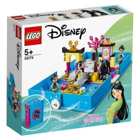 LEGO® Disney Princess™ 43174 - Mulan's Storybook Adventures
