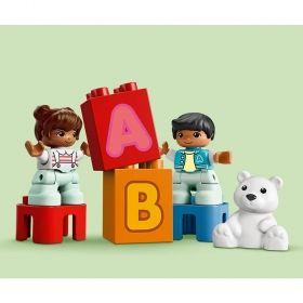LEGO® DUPLO® My First 10915 - Alphabet Truck