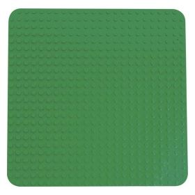 LEGO DUPLO 2304 - Large Green Building Plate
