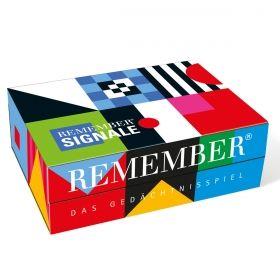 Memory game Signals
