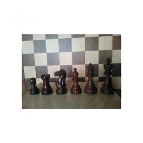Дървени шахматни фигури, STAUNTON 6 дизайн, палисандър