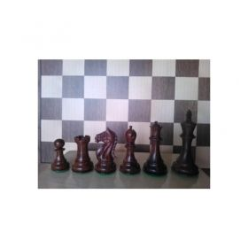 Дървени шахматни фигури, SUPREME STAUNTON 6 дизайн, индийски палисандър
