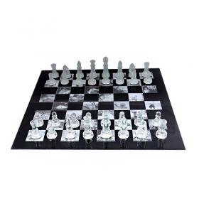 Стъклен шах - ICE LAND