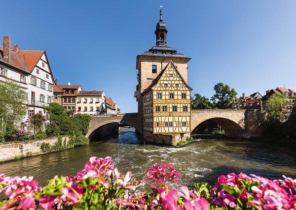 Пъзел Schmidt от 1000 части - Бамберг, Бавария