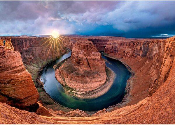 Пъзел Schmidt от 1000 части - Подковата, Глен Каньон, река Колорадо