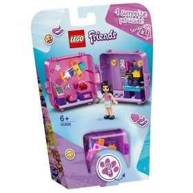 LEGO® Friends 41409 - Emma's Shopping Play Cube