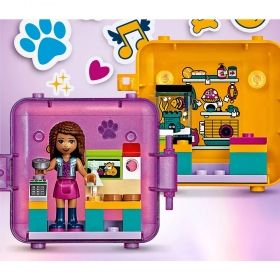 LEGO® Friends 41405 - Andrea's Shopping Play Cube