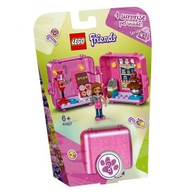 LEGO® Friends 41407 - Olivia's Shopping Play Cube